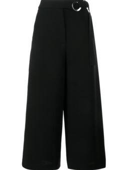wide leg culottes