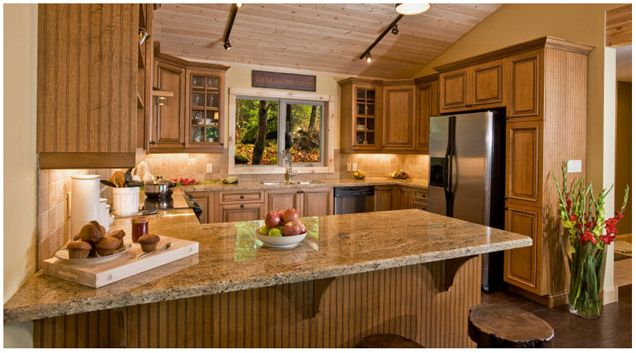Pleasant Five Kitchens Youll Fall In Love With Kitchen Ideas Beutiful Home Inspiration Semekurdistantinfo