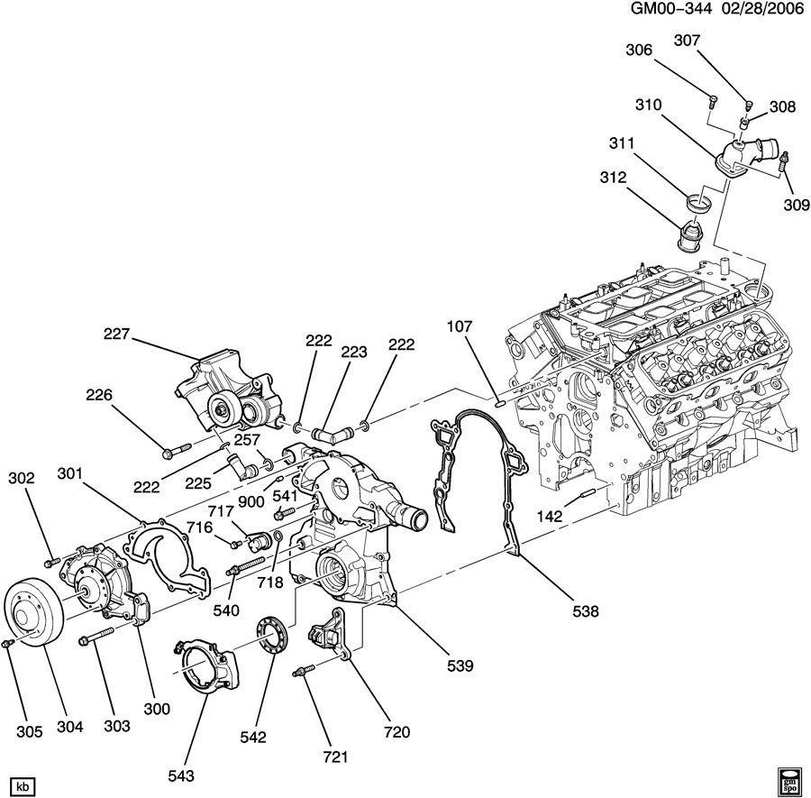 diagram for pontiac grand prix 3800 engine