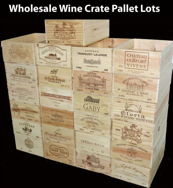 Whoilesale Wine Crates By The Pallet Wooden Wine Crates Wine Crate Paneling Wine Crate