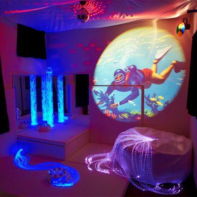 Premium Multi Sensory Room Bundle Sensory Rooms Sensory