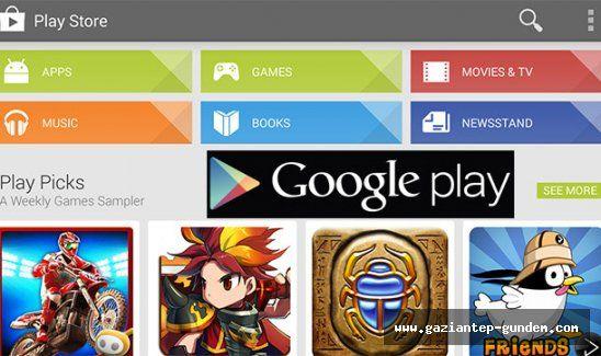 Google Play De Promosyon Donemi Gaziantep Gundem Juegos Google