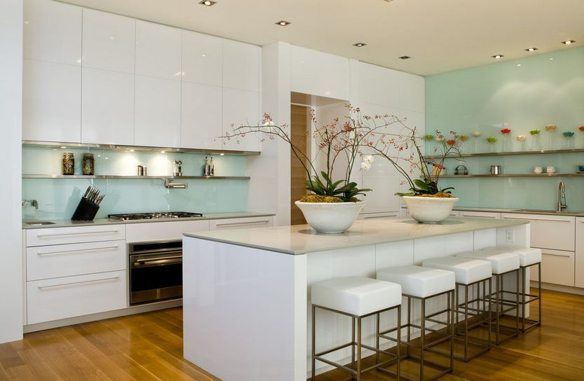 Best of the British Kitchen | Kitchens, Glass and Lights