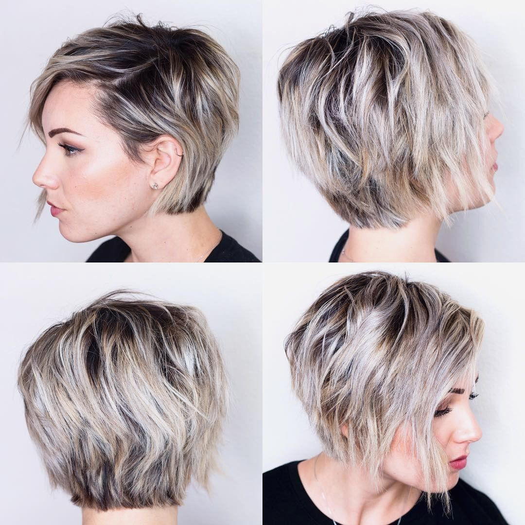 Bob Hairstyles Short Grey Bob Hairstyles Creative Short Grey Bob Hairstyles Tips Trik T Growing Out Short Hair Styles Oval Face Haircuts Oval Face Hairstyles