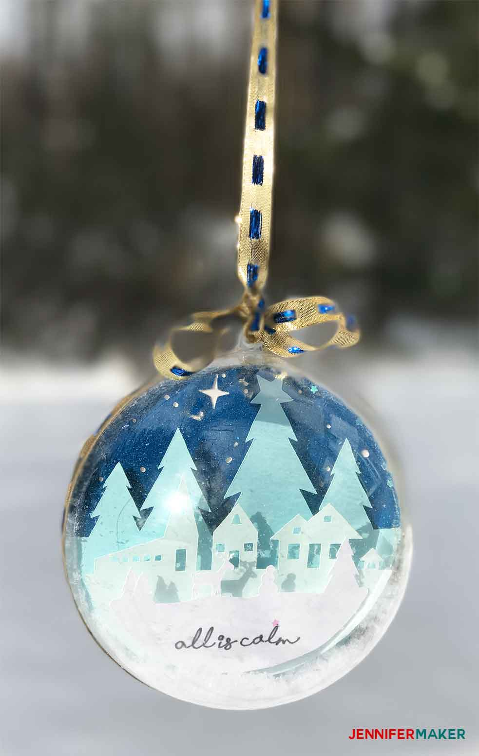 38++ Clear plastic diy ornaments information