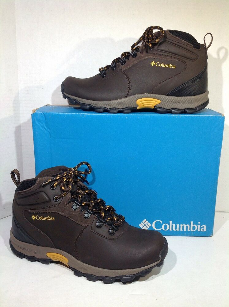 e1a71999c0f eBay Sponsored) Columbia Youth Size 5 Newton Ridge Brown Leather ...