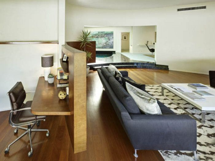 Surprising Home Office In Living Room Euskal Net Largest Home Design Picture Inspirations Pitcheantrous