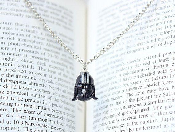 Vader Necklace