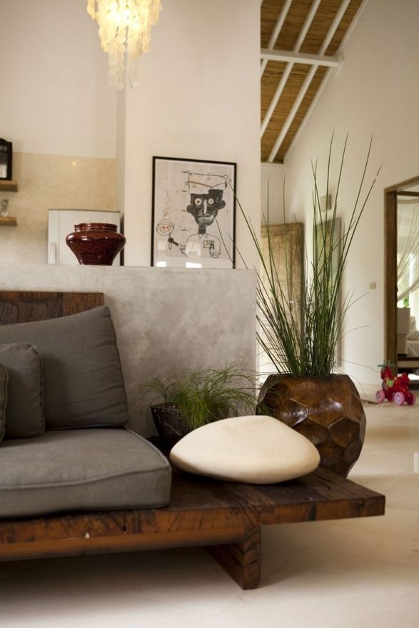 Eclectic Rustic Woodaccents With