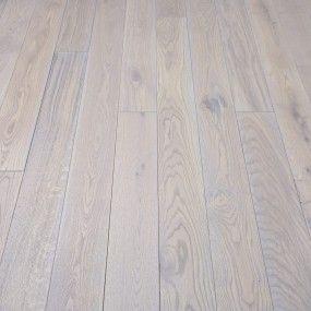 Silk Grey Oak Solid Wood Flooring
