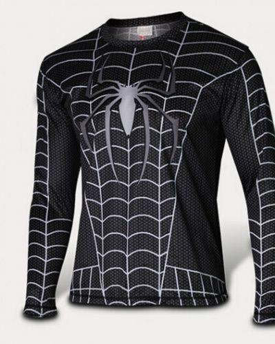 978dd9a5 Venom Black Spiderman long sleeve t shirt for men The Amazing Spider-Man-