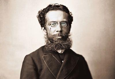 Machado de Assis  (Writer) http://en.wikipedia.org/wiki/Machado_de_assis
