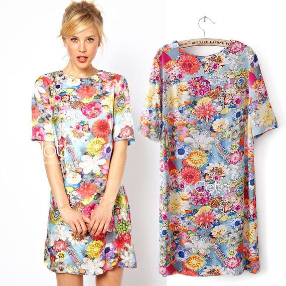 Hey, I found this really awesome Etsy listing at https://www.etsy.com/listing/161527359/kcloth-midi-dress-with-floral-printed