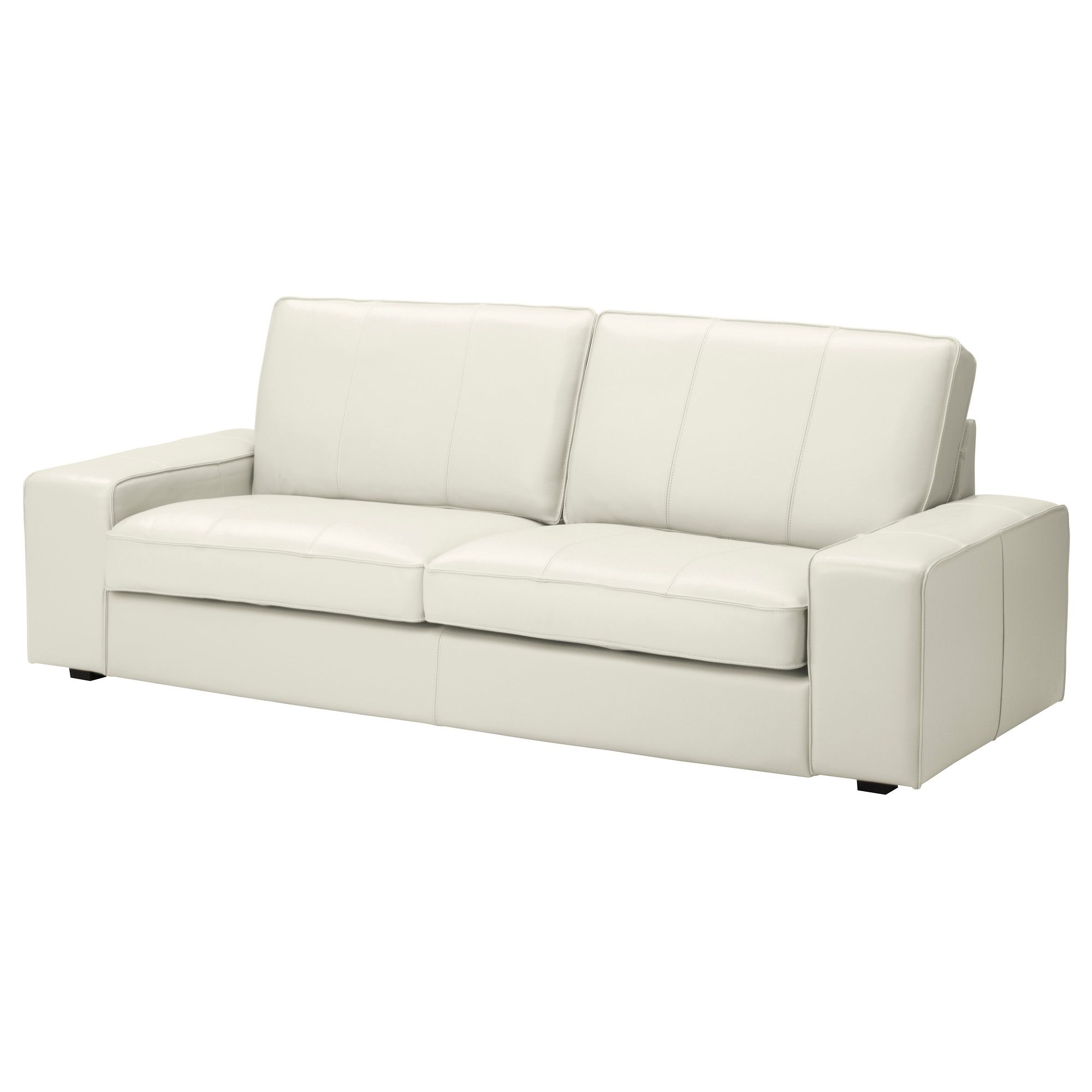 Ikea White Leather Couch Sofas: KIVIK Sofa - Grann White - IKEA