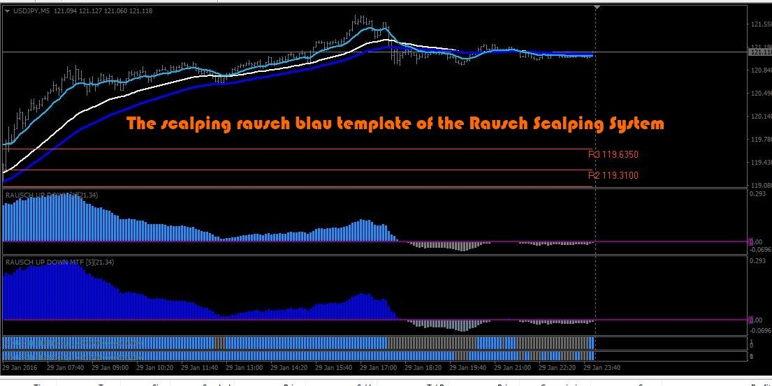 Rausch Scalping System System Forex Trading
