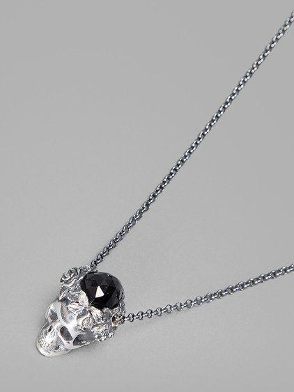 Ugo Cacciatori Necklaces, Oxidised Silver, Silver, 2017, One Size