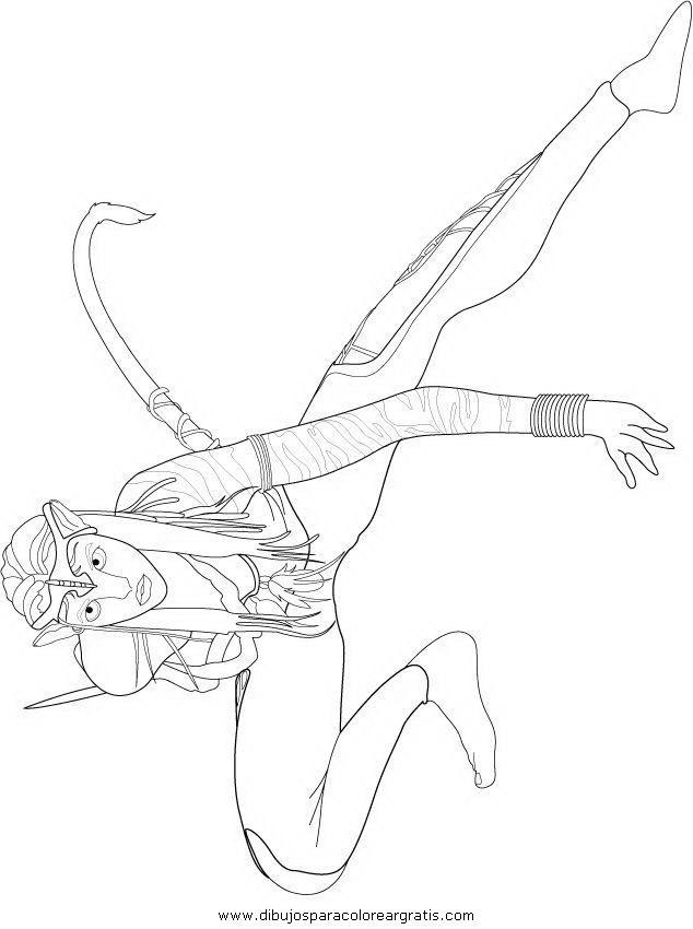 dibujos_animados/avatar/20_neytiri prende il posto di suo padre e guida la…                                                                                                                                                     Más