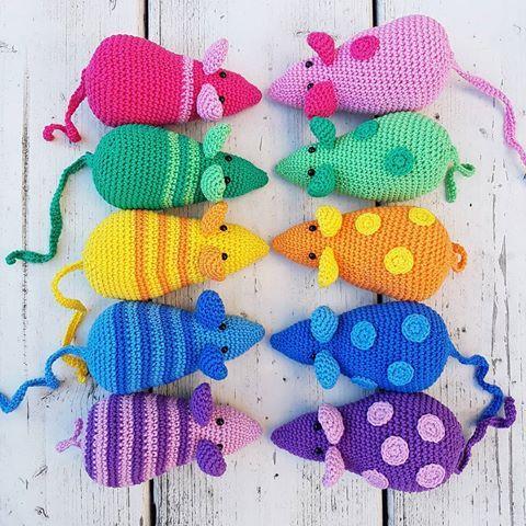Afbeeldingsresultaat Voor Rekenmuizen Haken Crochet Ideas