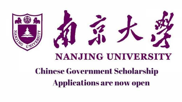 Nanjing University Csc Scholarship 2020 China Scholarships