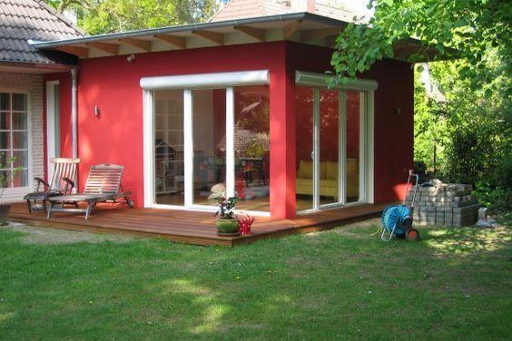 erweiterung mit mut zur farbe in dassendorf harms und. Black Bedroom Furniture Sets. Home Design Ideas