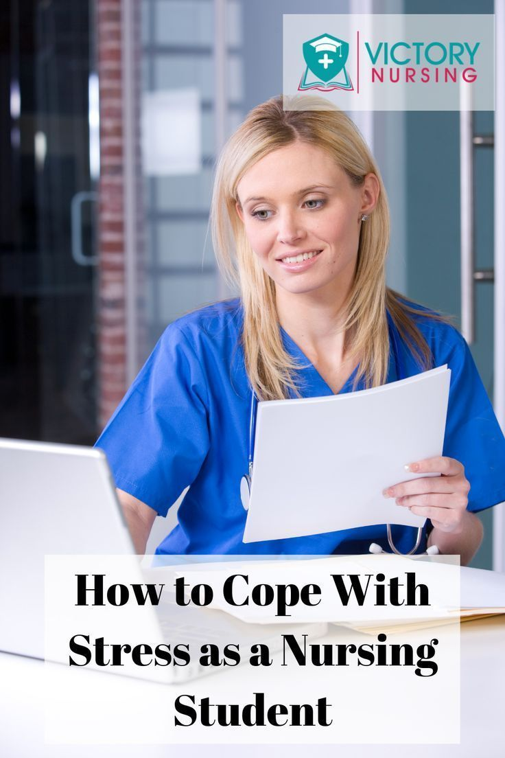 How to cope with stress as a nursing student in 2020