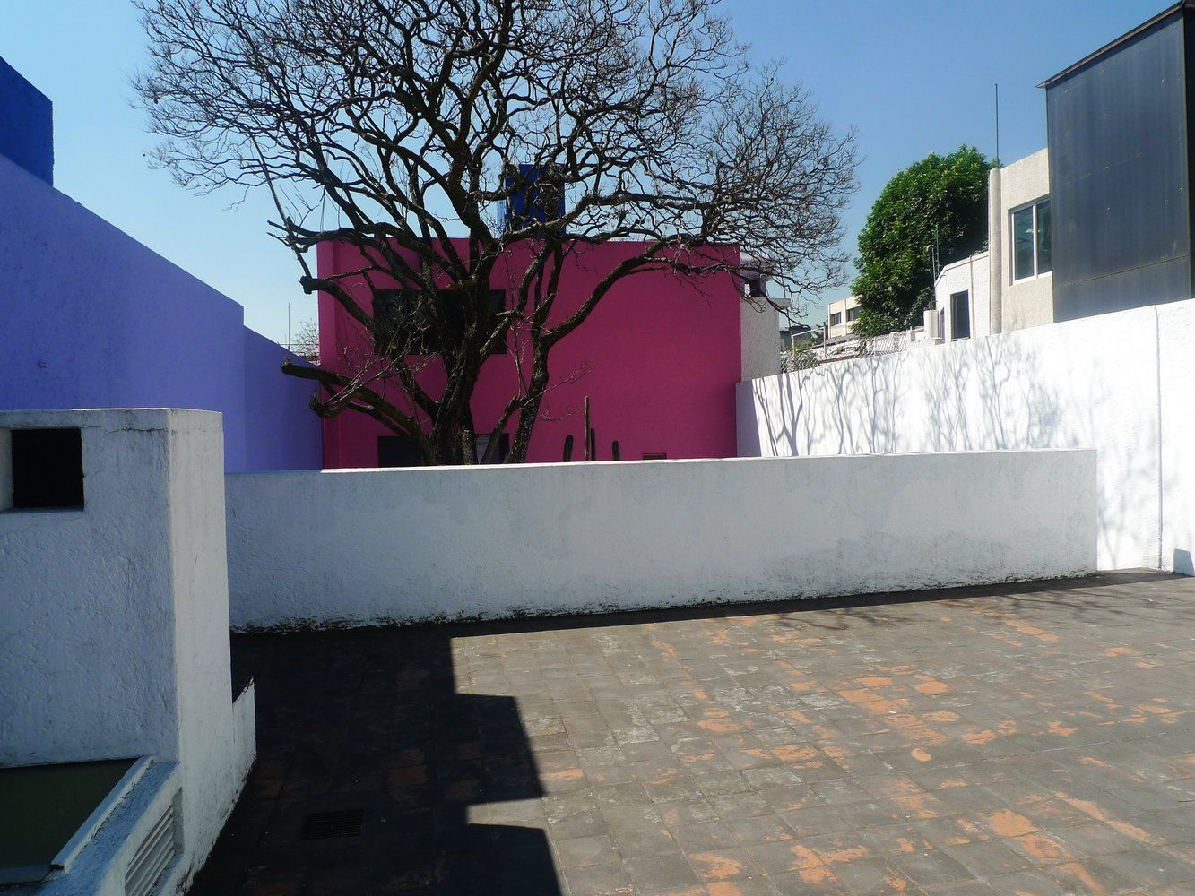 Clásicos de Arquitectura: Casa Gilardi / Luis Barragán,Usuario de Flickr: pov steve. Used under <a href='https://creativecommons.org/licenses/by-sa/2.0/'>Creative Commons</a>