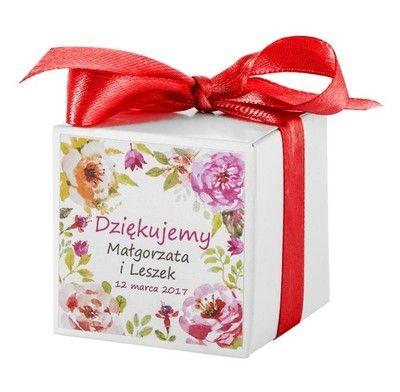 Podziekowania Dla Gosci Pudeleczka 50 Wzorow 6480907843 Oficjalne Archiwum Allegro Decorative Boxes Decor Home Decor