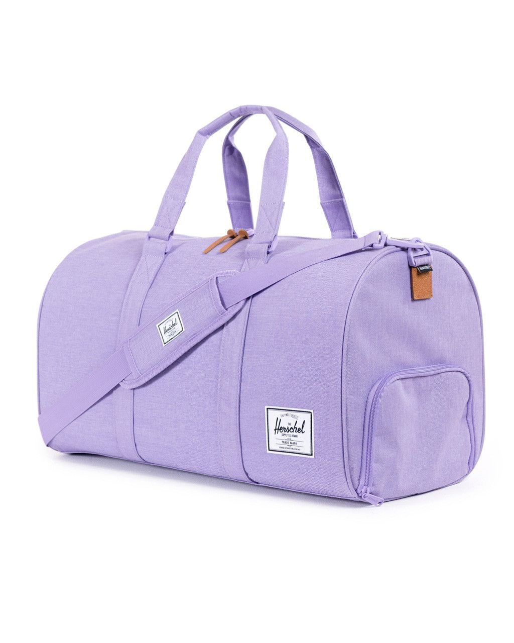 Gym Bag Herschel: Herschel Novel Duffle Bag Lilac