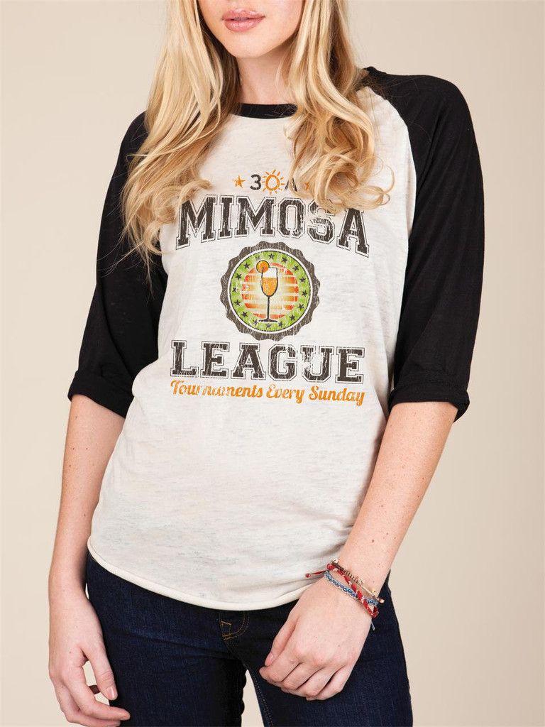 30A Mimosa League Shirt #SouthWalton