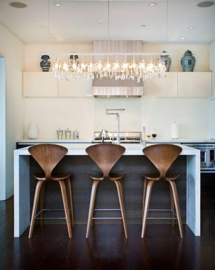 Modern Classics The Cherner Chair Contemporary Kitchen Kitchen