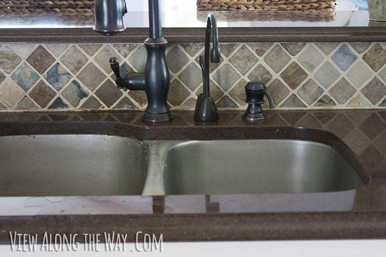 Undermount Sink And Hot Water Dispenser Bronze Faucet Bronze Kitchen Faucet Bronze Kitchen
