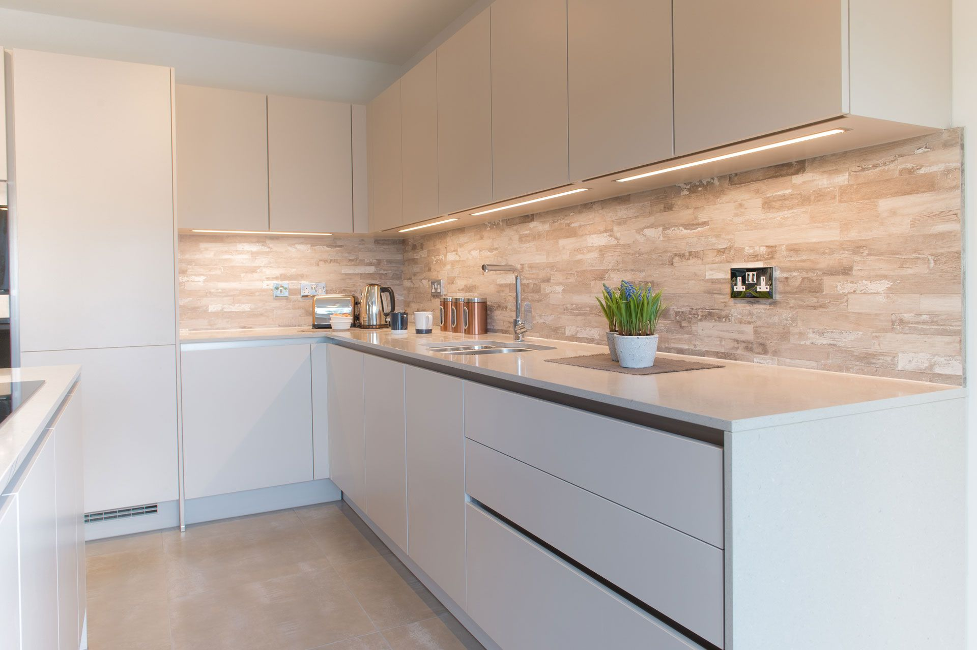 Case Study Two - Ruby & Grey | ideas for new kitchen | Pinterest ...