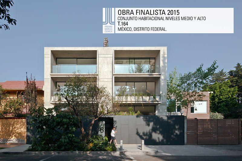 Finalistas Nacionales 2015 | Premio Obras CEMEX