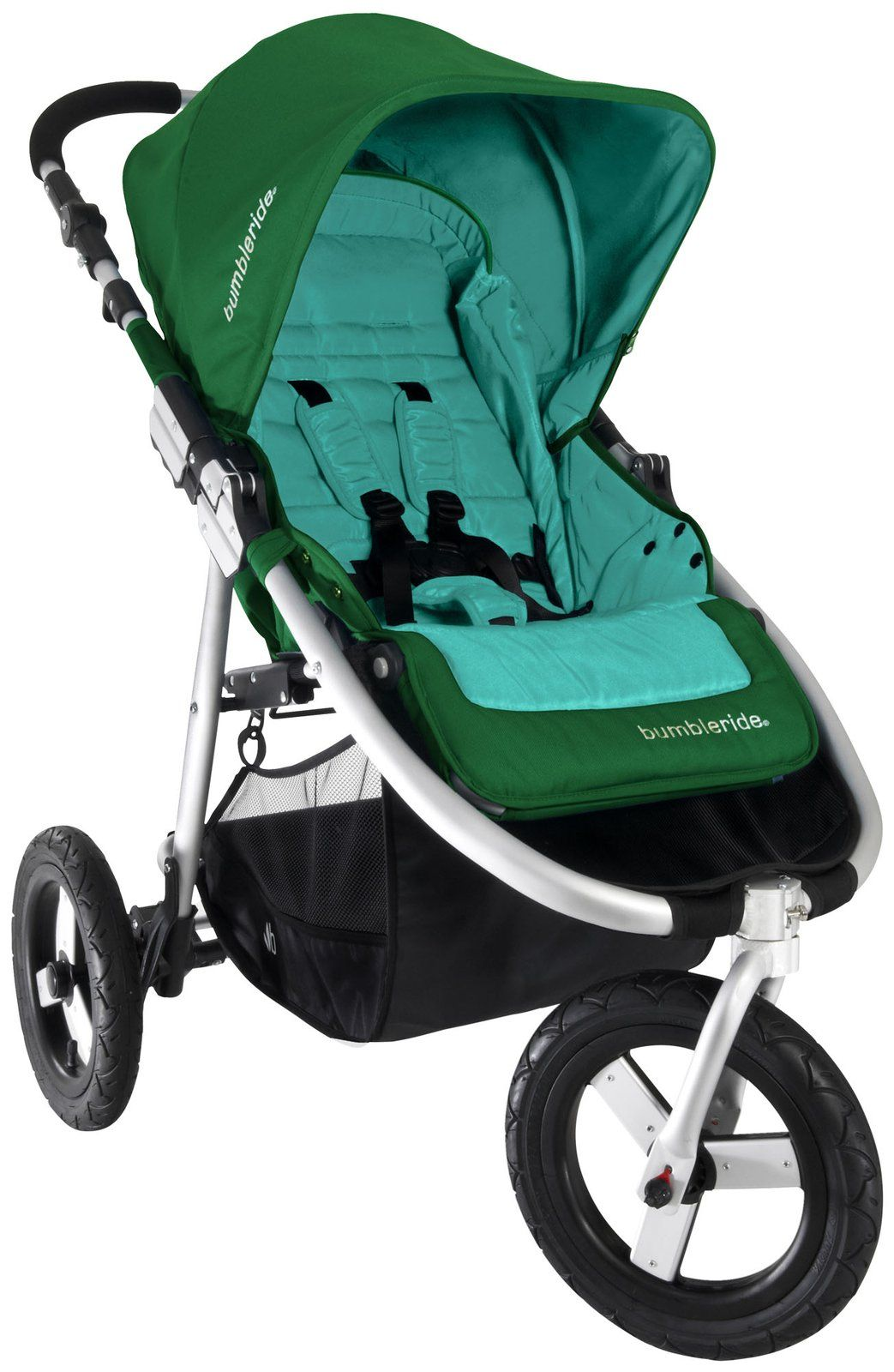 Bumbleride Indie Stroller Green Papyrus Free Shipping