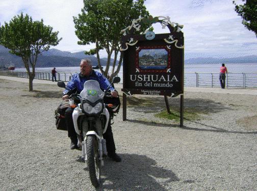 Viagem de Moto pela América do Sul