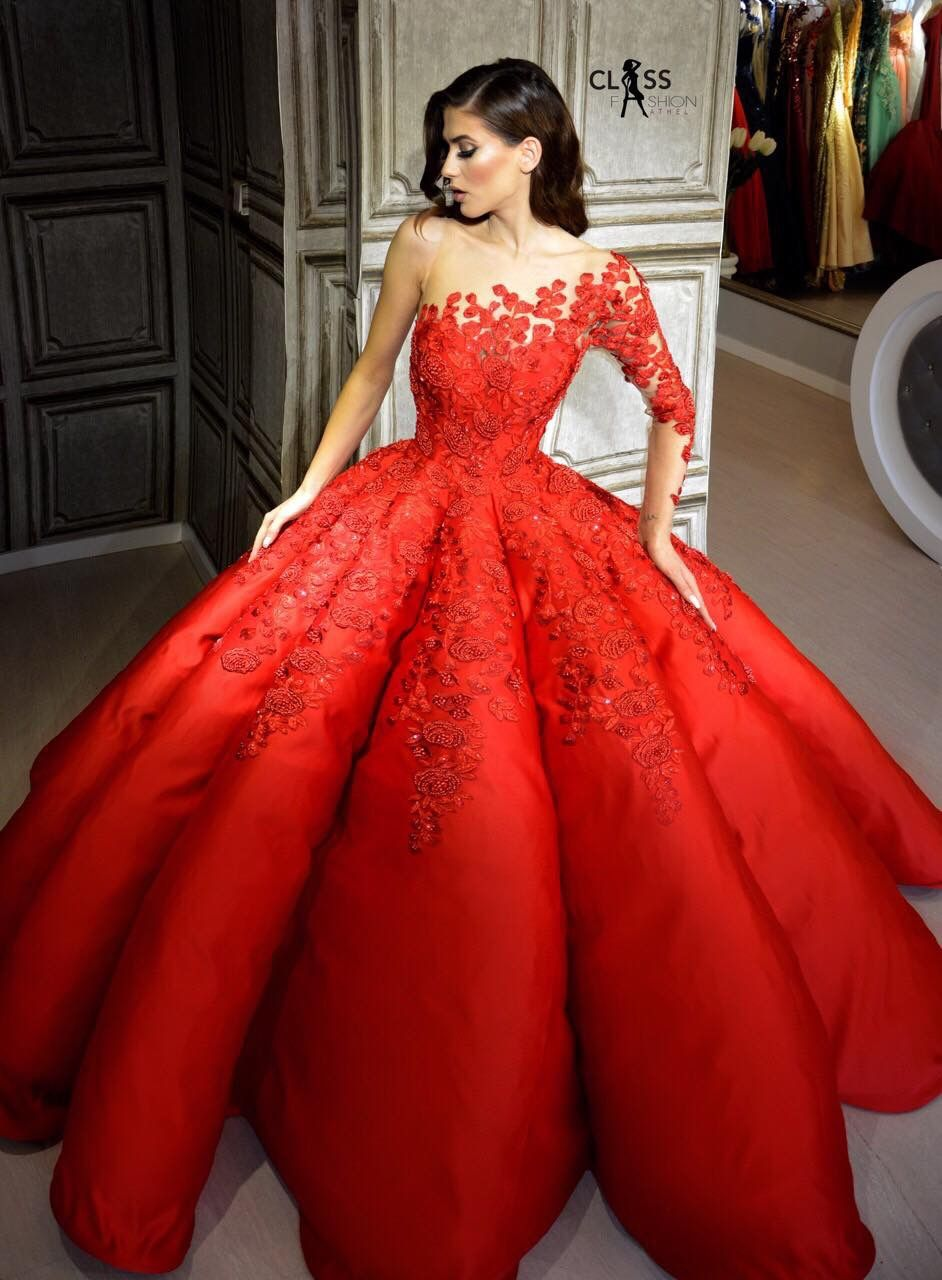 Pin By Elle Smith On Passion For Fashion Gowns Ball Dresses Red Ball Gowns [ 1280 x 942 Pixel ]