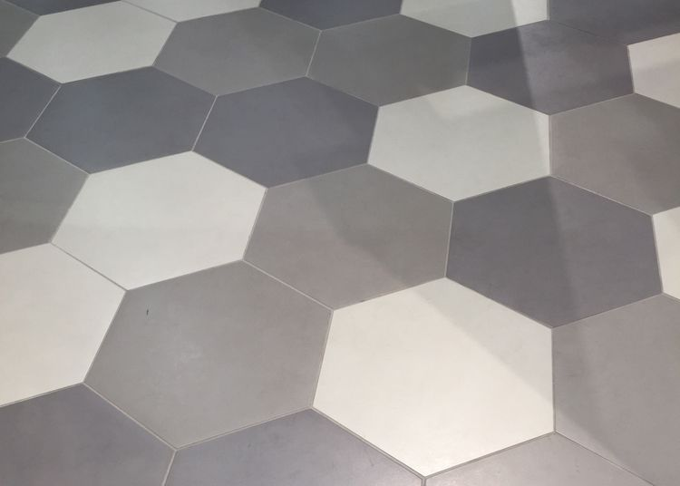 ONTREND The Hex Beehive Tile Shape TC Kitchen Pinterest - Daltile virginia beach