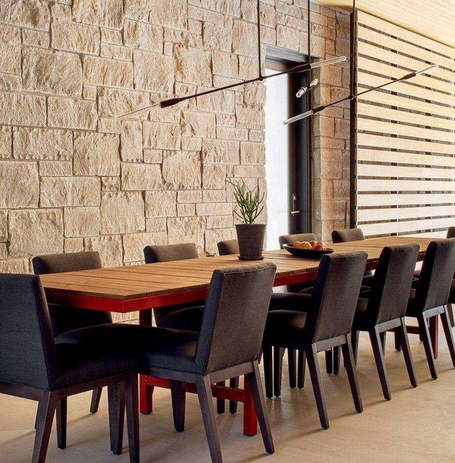 60 Modern Dining Room Design Ideas: Contemporary Dining Room Design Ideas With Gray Texas