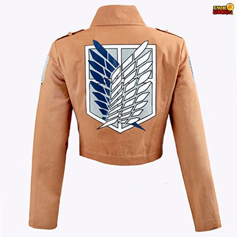 Hallowen Attack on Titan Cosplay Costume Corps Coat  Full set of-Free shipping