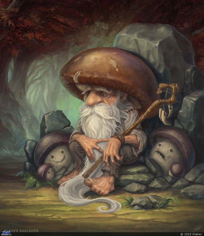 сказочные персонажи леса картинки самого начала жизни