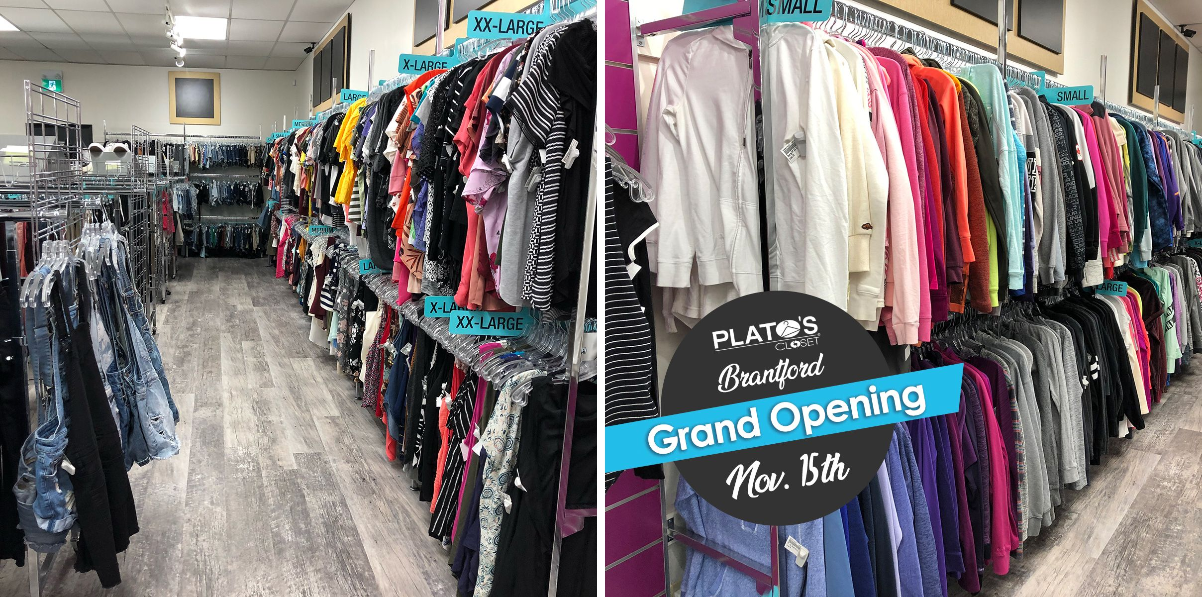 Big Bigger Best That S Our Motto Brantford When It Comes To All Things Trendy Fashionable We Can T Eve Outfits For Teens Used Clothing Stores Clothes