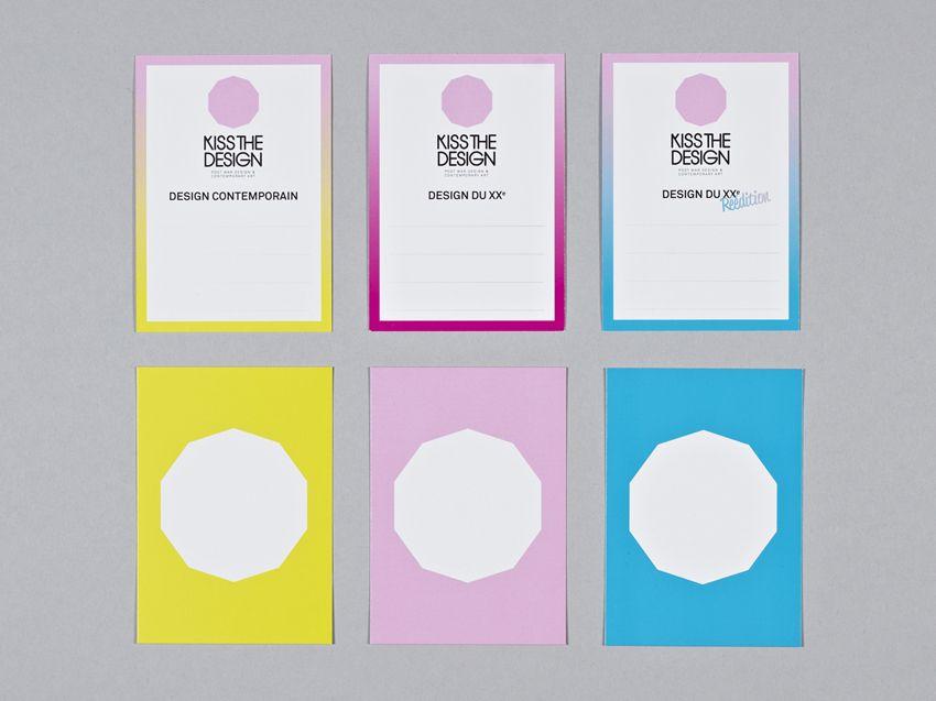 Corporate Design, Leaflet, Kiss The Design, A3 Collectif, Lausanne