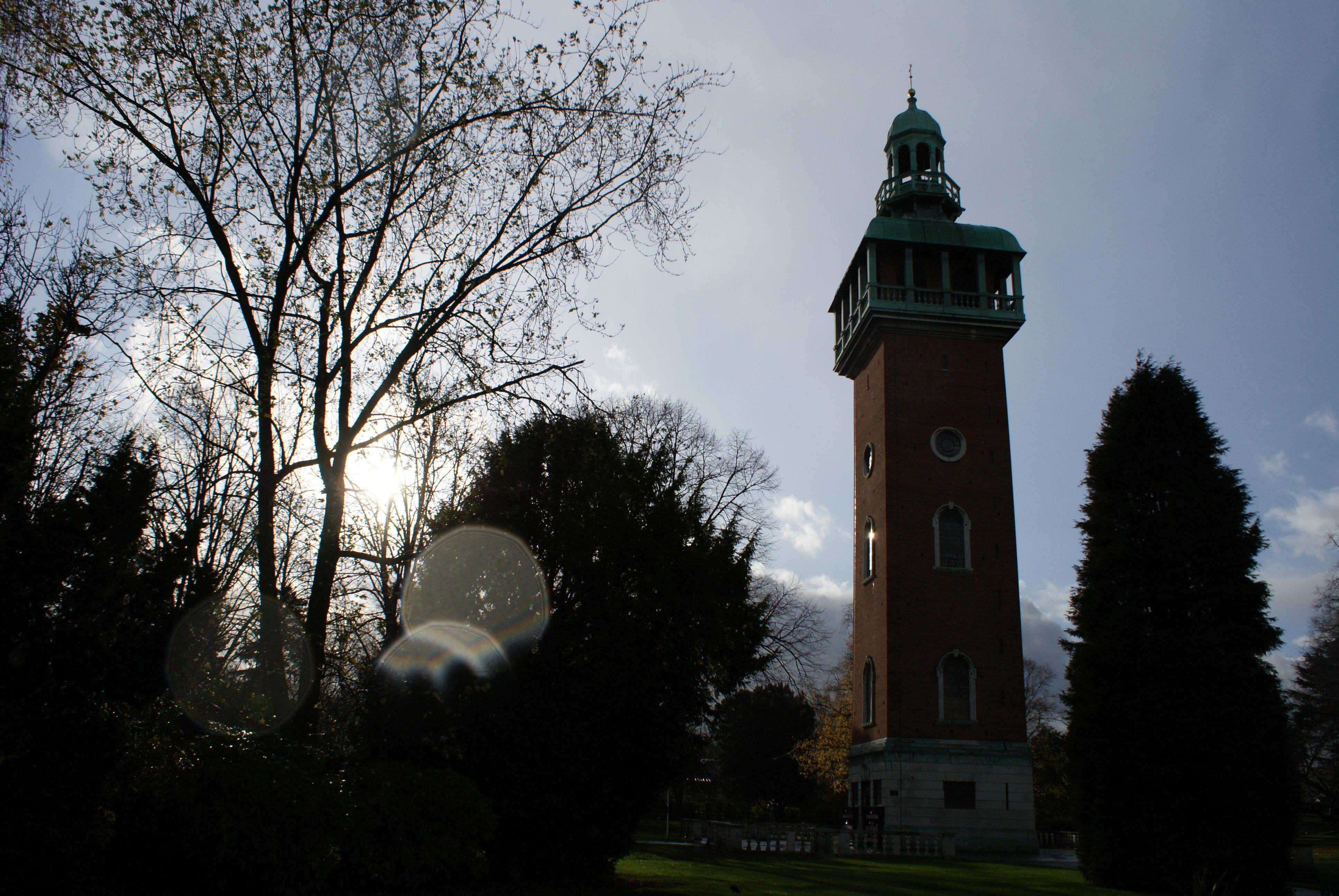 Loughborough War Memorial.