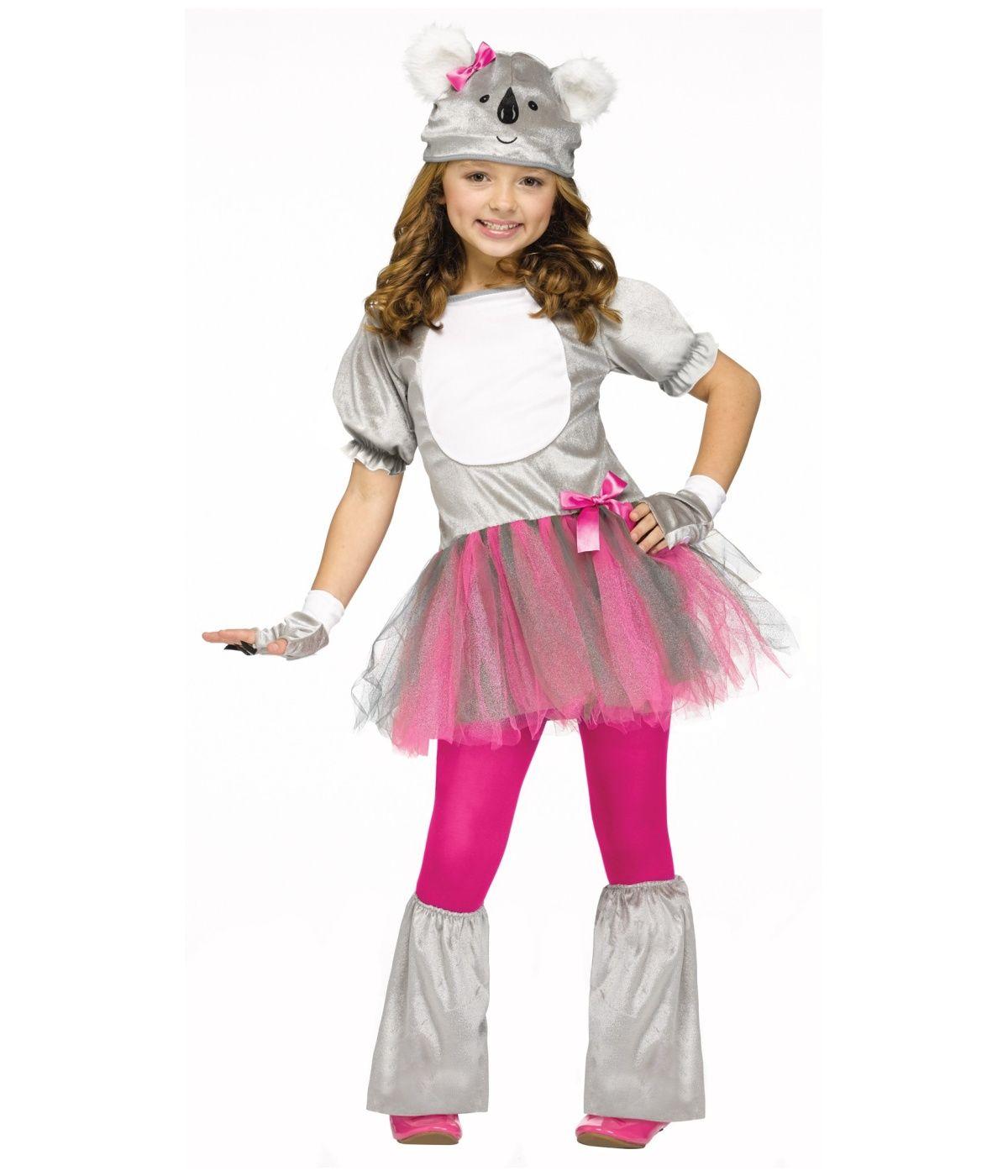 Beary Cute Girls Koala Costume | bat | Pinterest | Costumes ...