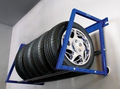 michelin heavy duty tire rack tire