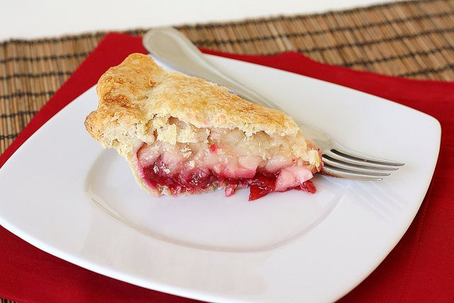 Apple-Cranberry Pie from Cooks Illustrated | Breads, Buns ...