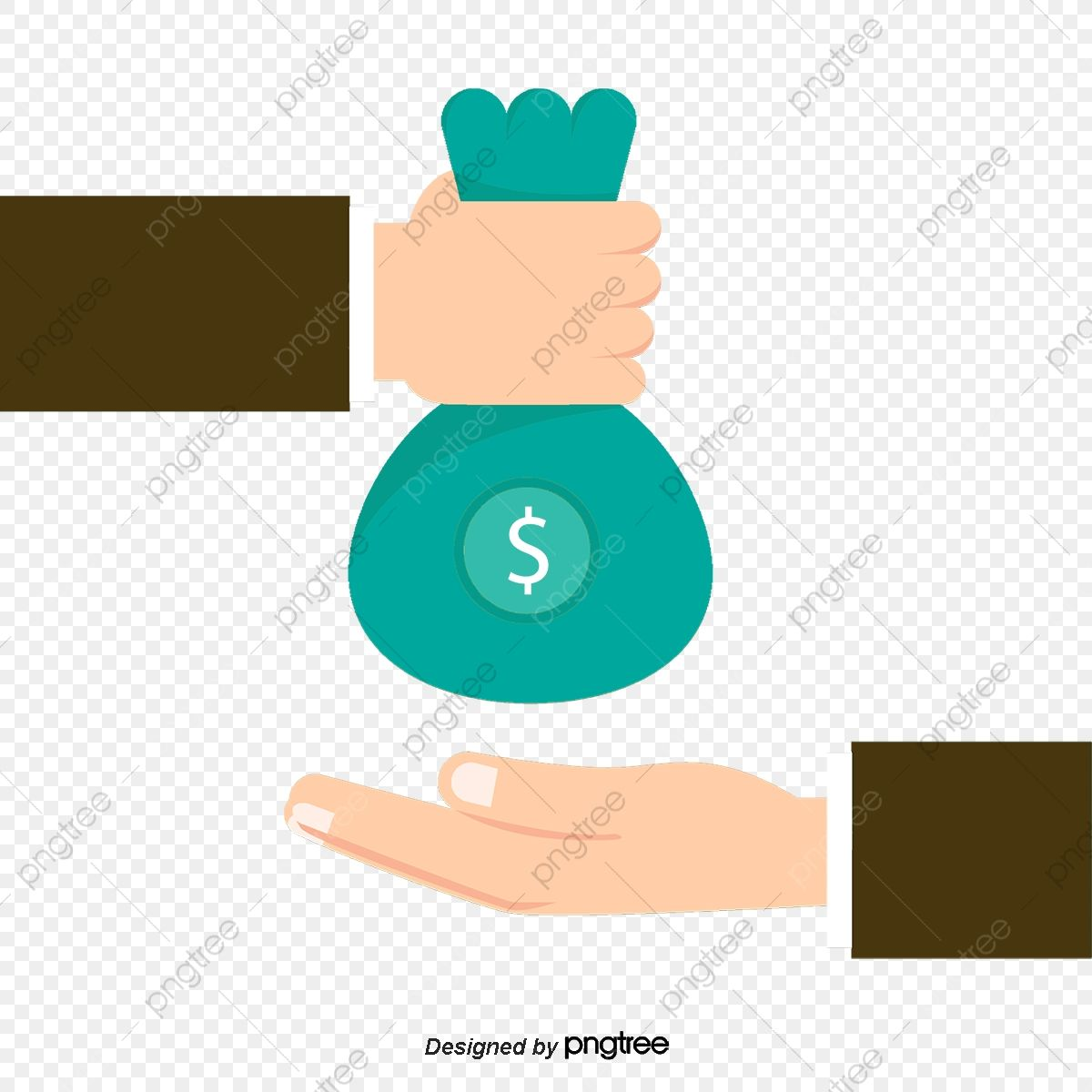 gambar memberikan uang bahan vektor bahan vektor wang rata transaksi png dan psd untuk muat turun percuma di 2020 uang beri grafik pinterest
