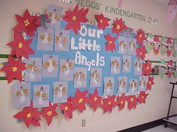 preschool bulletin board christmas | cute Christmas bulletin board school-stuff | Preschool christmas