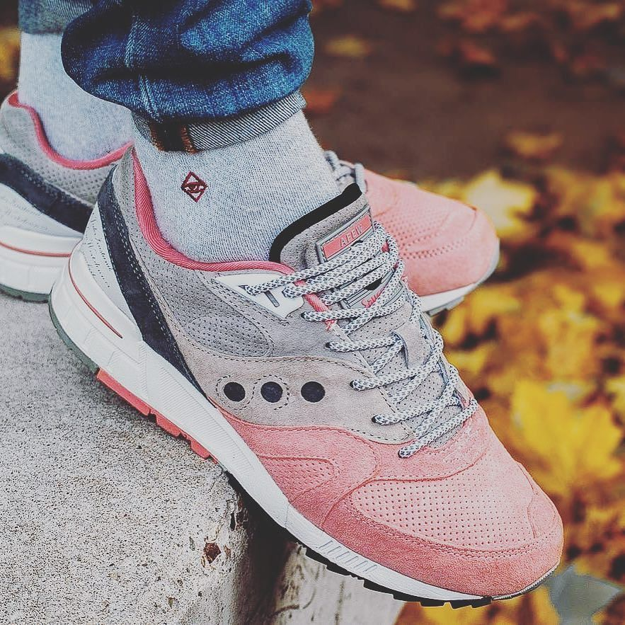 best authentic 10a3a 64a32 Nice match! Saucony x Afew x J.Clay @mr_reen Get the best ...