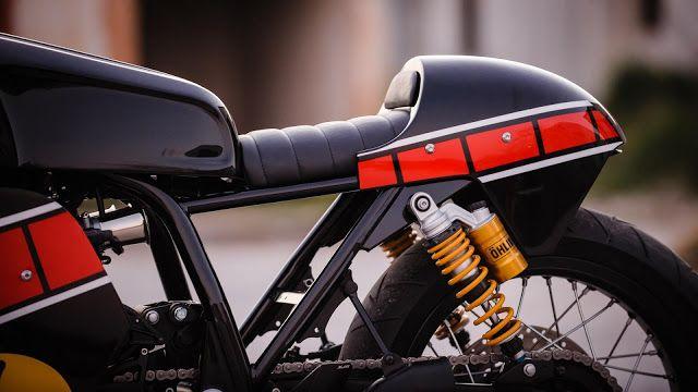 "Racing Cafè: Yamaha XJR 1300 ""The Missing Piece"" by Jigsaw Custom Motorcycles"